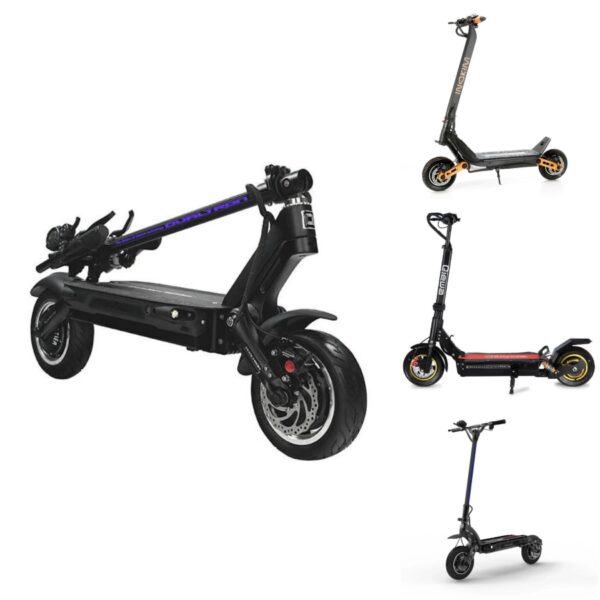 40 mph Electric Scooters (7 Best Models + Which One Is Right For You)