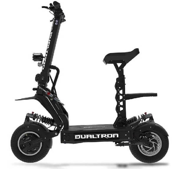 side view of the Dualtron X