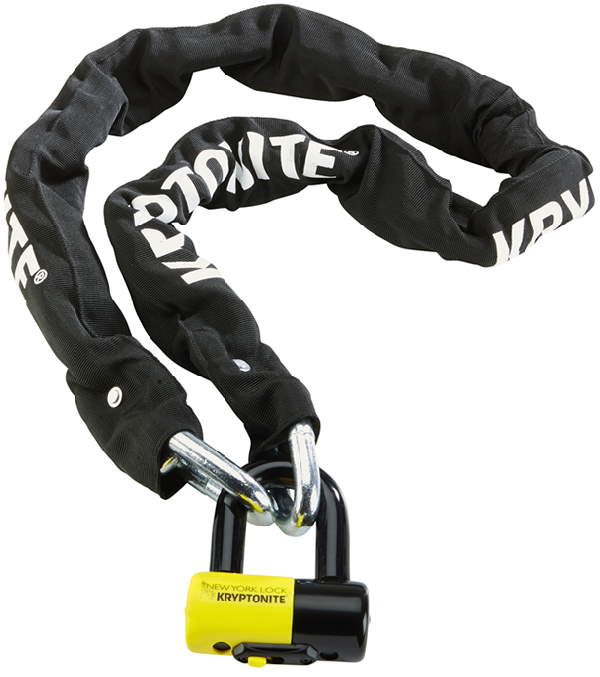 Kryptonite New York chain lock for electric scooters