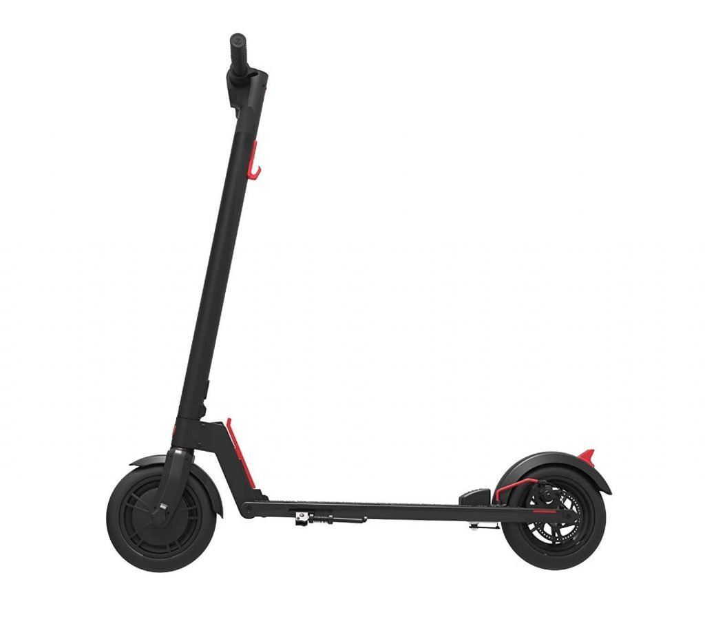 side view of the GoTrax GXL Commuter