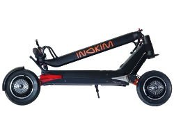 Inokim OXO Review – Pure Fire Scooter That Will Make Your Jaw Drop