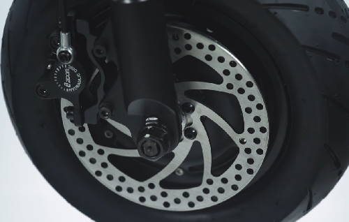 disk brake of the Kaabo Wolf Warrior