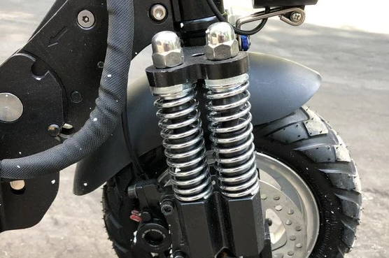 front suspension of the Kugoo M5