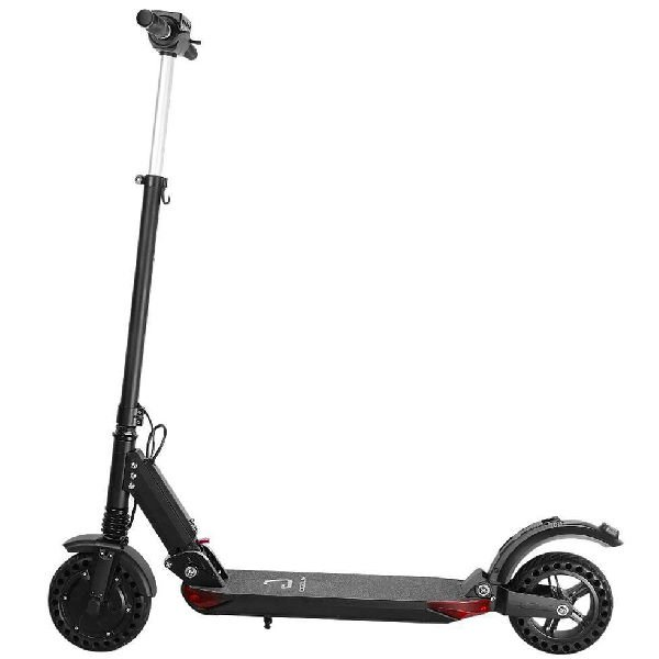 side view of Kugoo S1 Pro electric scooter on a white background
