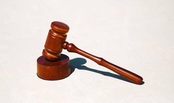 court room hammer