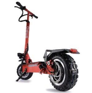 Best electric scooters for heavy adults [how to choose for your specific needs]