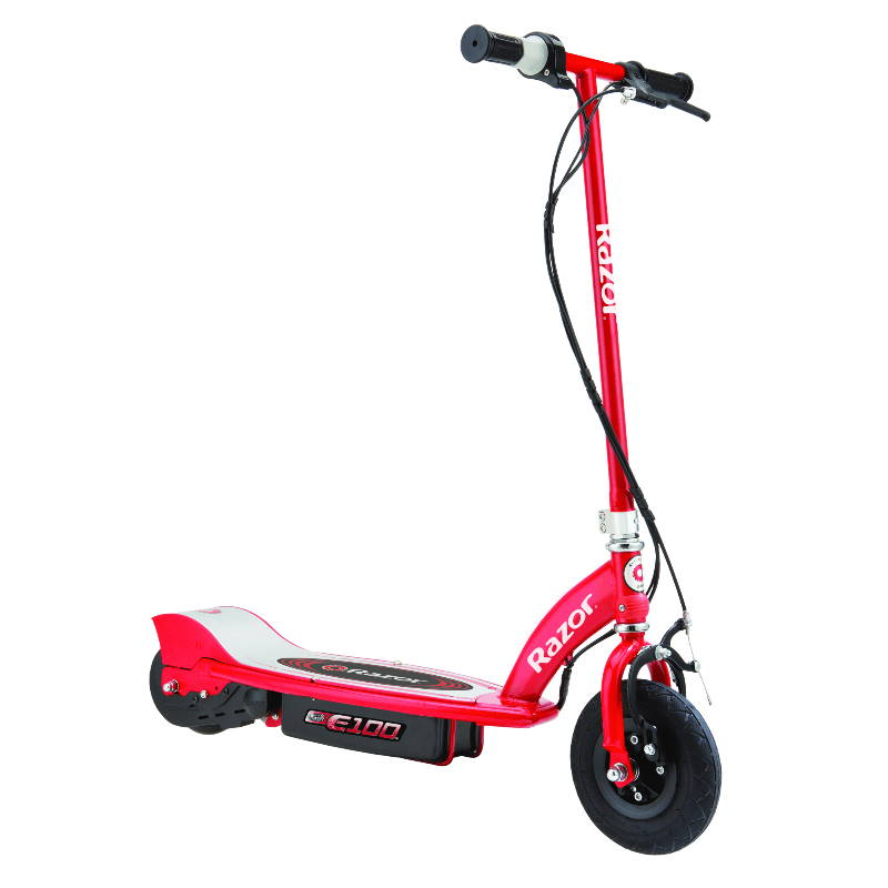 Razor E100 Review – The Best Electric Scooter For Kids 8+ Ever