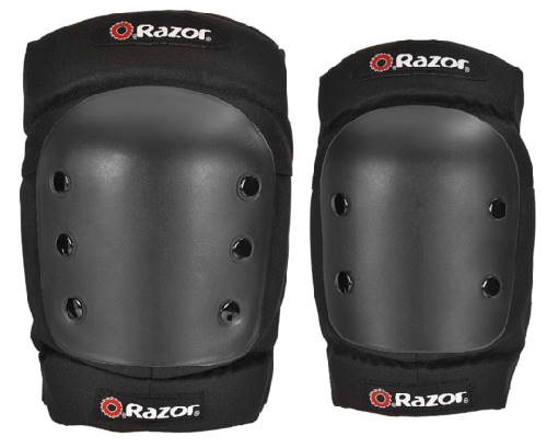 protective knee and elbow pads for Razor scooters