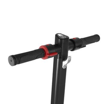 handlebar of the Voyager Ion
