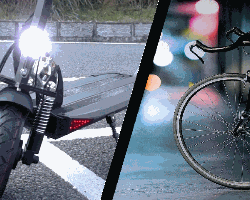Electric scooter vs bicycle [which is better for you + pros and cons]